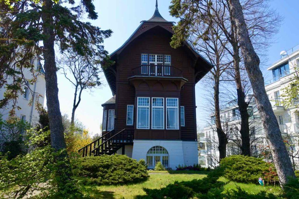Villa Ut Kiek auf Usedom