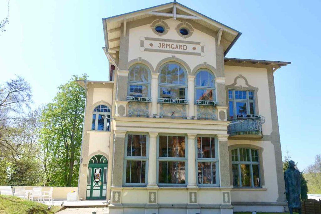 Villa Irmgard, Usedom