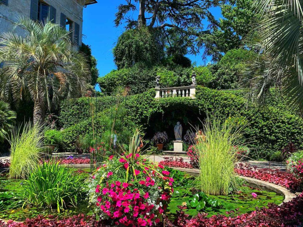 Botanischer Garten Isola Madre auf dem Lago Maggiore