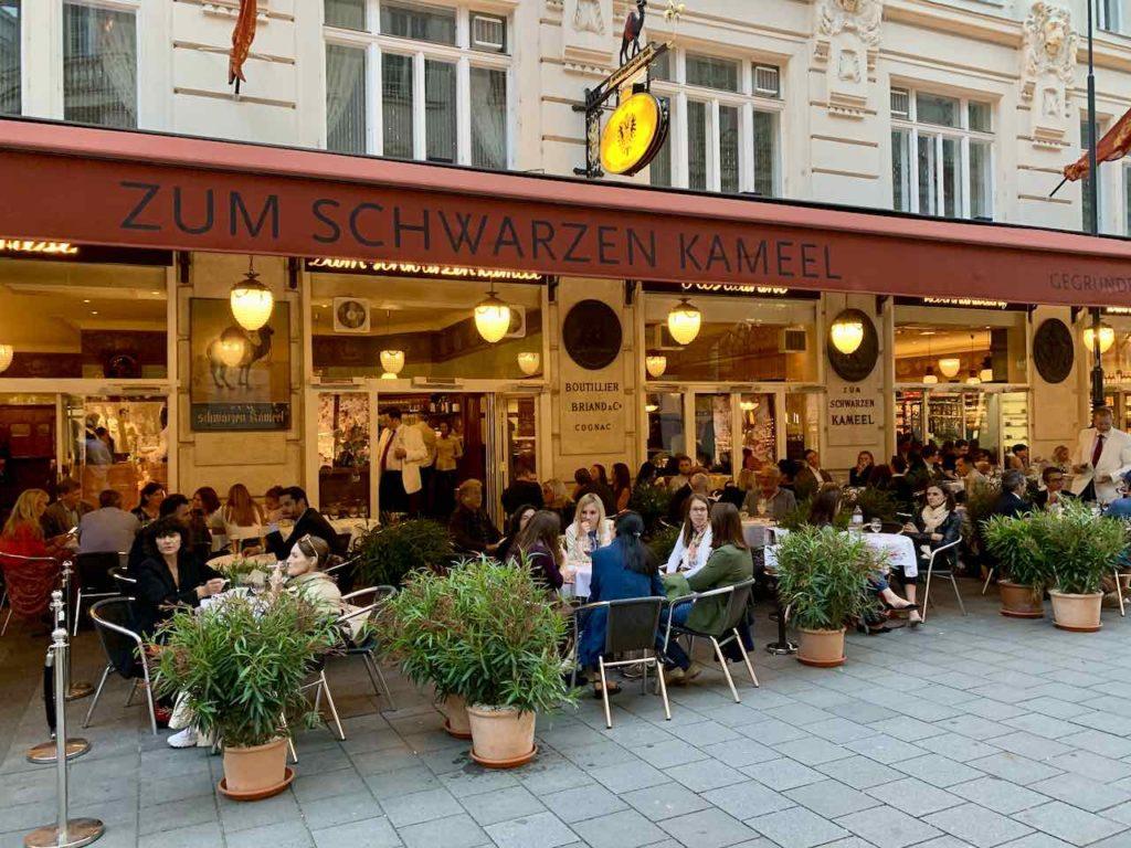 Restaurant Tipp in Wien: Zum Schwarzen Kameel