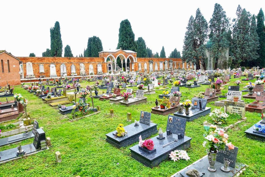 Friedhof Venedig Friedhofsinsel San Michele