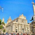 Piazza Duomo in Catania
