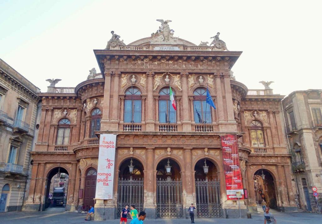 Teatro Massimo in Catania