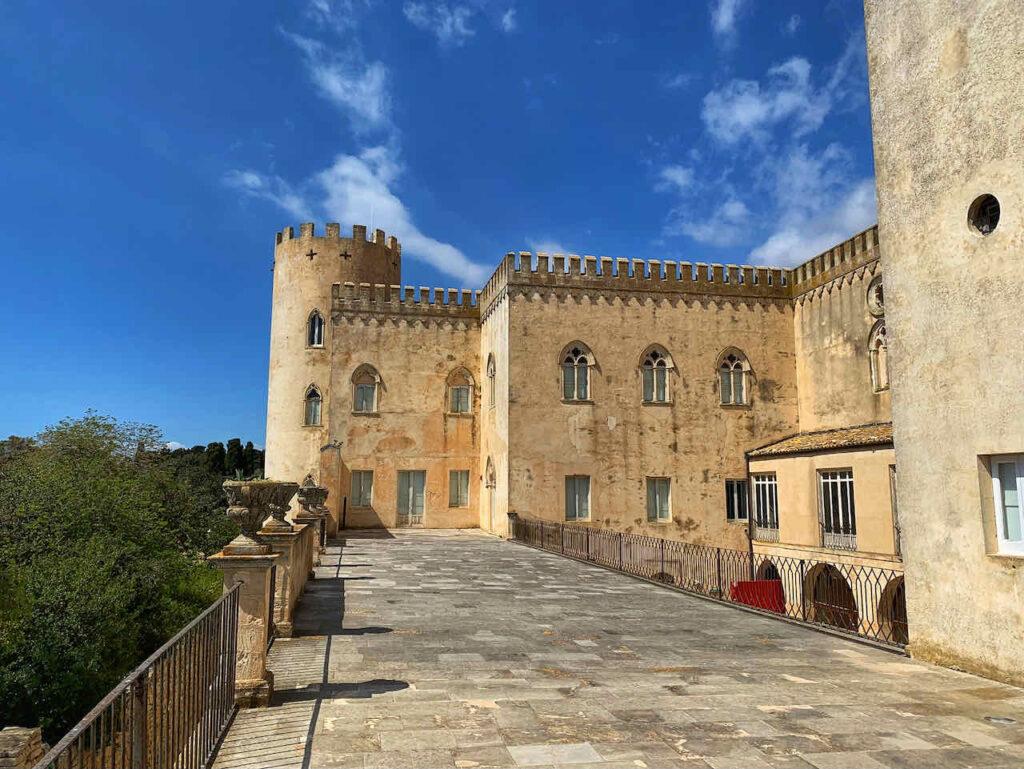 Castello di Donnafugata, Sizilien