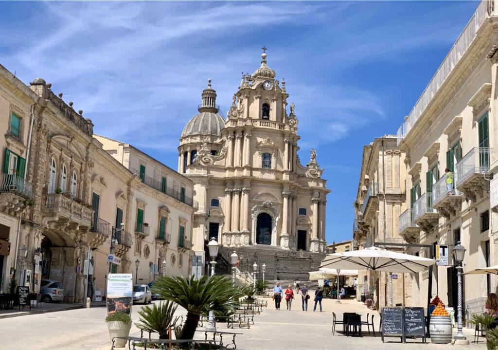 Duomo di San Georgio in Ragusa auf Sizilien