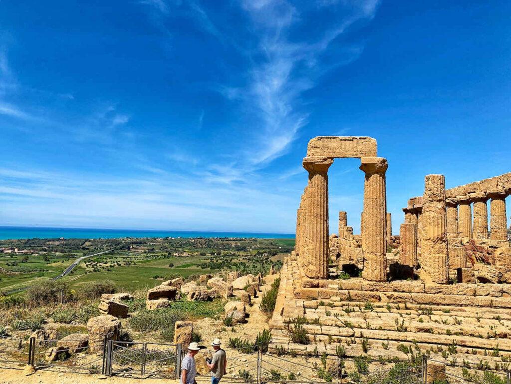 Tal der Tempel, Agrigento, Sizilien