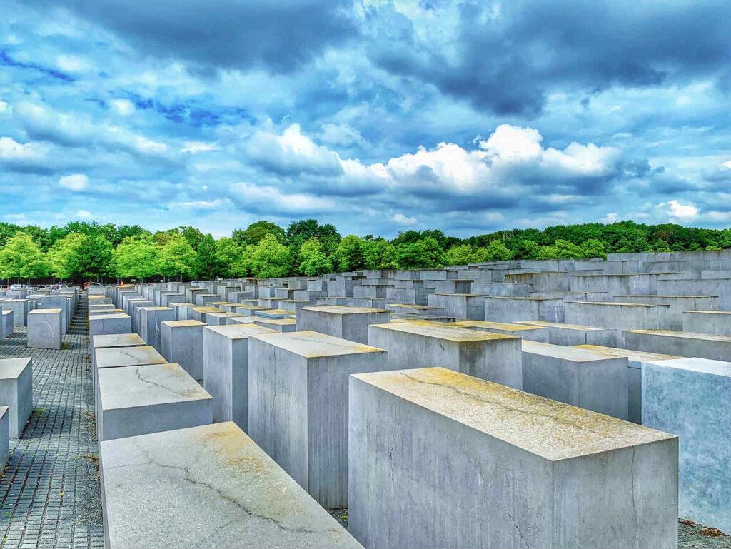 Denkmäler Berlin: Holocaust Mahnmal