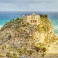 Wallfahrtskirche Santa Maria dell'Isola in Tropea